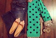 Fall + Winter Fashion