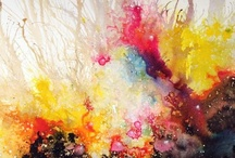 Art & Pictures I Like / Watercolors, Mixed Media, Oils, Etc. / by Suzanne Christopher