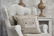For the Home / Color, comfort and coziness are so important to me. This is a collection of all three. / by Sandra D