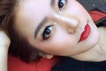 About Girl's Stuff / nail / dress / beauty / Makeup / by Pappada Build