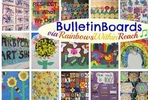 Kids - Bulletin Boards / Bulletin Boards for School-Age rooms