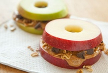 Kids - Cooking, Snacks / Fun snacks to prepare and eat for school-age kids.