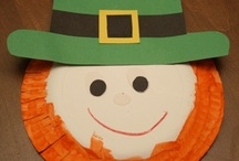 Kids - St. Patricks Day Activities / St. Patrick's Day activities, recipes, games & projects for school-age kids.