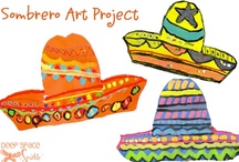 Kids - Cinco de Mayo / Cinco de Mayo activities, recipes & projects for school-age kids.