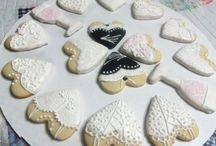 COOKIES I MAKE / All of these are cookies I make. / by Peggi Tebben