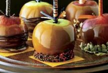 Food: Candied & Caramel Apples / by Suzanne Christopher