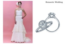 Spring 2013 Wedding Gowns meets Russian Brilliants