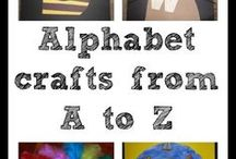 Kids - Alphabet / by 4thR Rocks