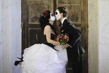 Dia De Los Muertos Weddings