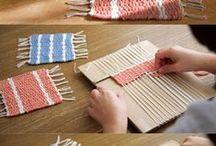 Kids - Weaving
