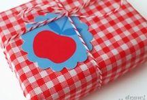 Cadeautjes & inpakken