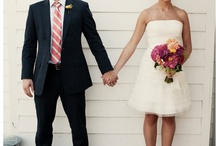Short Wedding Dresses!