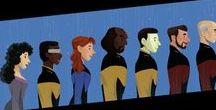 Star Trek / Star Trek funny pictures, Star Trek memes, Star Trek artwork.