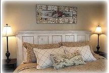 Bedroom makeover / by Tammy Cornwell