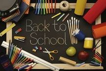 Back to School / Get ready for back-to-school with our pins featuring school gear, money-saving tips and DIYs. / by ParentSociety