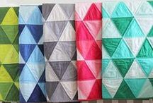 I think one day I'll make a quilt