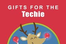 Gifts for the Techie  / by Alexandria Mall