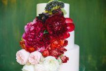 Fuchsia, Red, Jade & White Wedding Palette