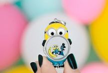 Despicable Me Collection / Introducing an Origami Owl® licensing agreement produced by Illumination Entertainment and released by Universal Pictures. Origami Owl will release a series of jewelry collections that capture the spirit of the characters and themes from Universal Picture's highly anticipated 2017 feature, Despicable Me 3.