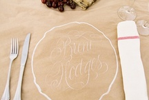 wedding  and party / by Holly Mathis Interiors