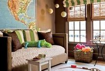 Boy G room / by Holly Mathis Interiors