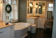 bathroom remodel / by Cristy Jennings