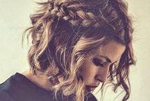 Hair & make-up / by Sarah Eaton
