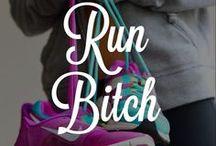 Running/Fitness / by Melissa Prange Shirey