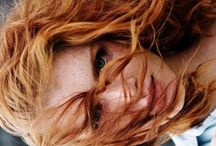 red hair eat like air / Photos of cool red hair