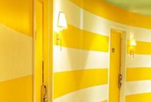 Yellow Stripes / by Carrie Graham-Clarke