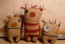 • poupées • / • dolls + puppets •