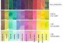 Colors / by Candie Vaughan