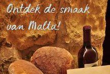"""De Smaak van Malta! / Als je me wat over Malta vraagt is mijn enthousiasme niet meer te remmen. Ik ben namelijk verliefd op dit eilandentrio in de Middellandse Zee. Mijn """"Smaak van Malta"""" wedstrijd is afgelopen, maar dit board blijft natuurlijk online als inspiratiebron voor je volgende reis!"""