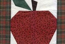 FREE.....PAPER PIECED QUILT BLOCK PATTERNS / All patterns are free to download and use / by Suzee Newton
