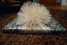Gift wrap, bows, and tags / by Heather Olsen
