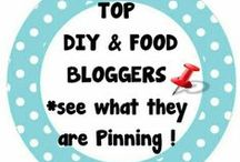"""""Top Bloggers To Follow On Pinterest"""" / Check Daily to See all the Latest Amazing Pins From The Top Bloggers on Pinterest !!  From Every type of Craft, Tip, Free Printable  & Gardening Post - To All The Very Best Recipes  on the Site! Plus so much More ! Contributors please Only Pin 5 Pins at one time- no 24 Hour Limit. Please do not add giveaways, products,affiliate links, Etsy,or marketing pins ! All Pins should go directly to post links. !! And lastly,**Please DO NOT Add Others To This Board !! Thanks & Enjoy ! / by KathyElizabeth ,"