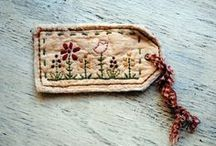 Embroidery/Cross stitch  / by Sarah Eaton