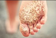 + sparkles, glitter + everything magical / by Bethany Morris