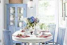 -DIY-COTTAGE CHARM / COTTAGE INTERIOR DECOR & DESIGN IDEAS AND DO IT YOURSELF CRAFTS / by KathyElizabeth ,