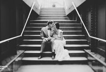 Bride & Groom Posing / Bride & Groom Poses for Wedding Photography / by Ashley Dellinger Photography