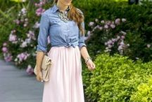 Modest Denim and Chambray / All the fabulous modest ways to wear Chambray and denim besides a jean skirt! Follow Mode-sty to see the most beautiful stylish modest clothing! Visit shop.mode-sty.com to sign up for our emails and shop our collection.