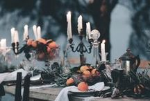 Hallows eve / halloween samhain day of the dead and general creepiness