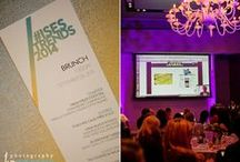 ISES Event Trends 2014 / We partnered with ISES Austin to present what trends are going to be HOT in 2014!
