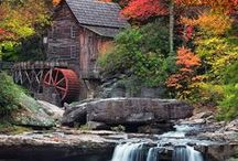 Fall at Fox Valley Web Design / There is a Harmony in Autumn and a Lustre in its sky....