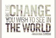 • activism • / • good conscience •