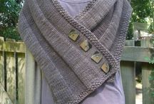 Knit - shawls and wraps / by Diane Winters Bicjan