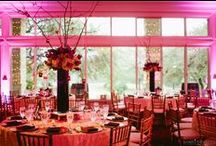 Pink Weddings / Pink inspired weddings by Pearl Events Austin