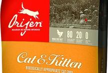 Natural Cat Food / The best natural choices for your cat.