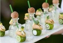 Pinspiration: Tiny Bites and Flights - 2015 Cocktail Hour Trends