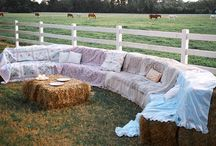 Outdoor Weddings & Parties / Inspiration & Ideas for Outdoor Weddings, Parties / by Jennifer Mancuso